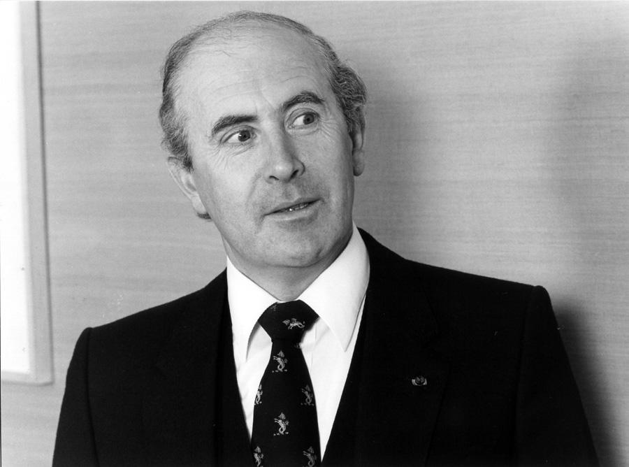 Richard Burke, membre de la CCE