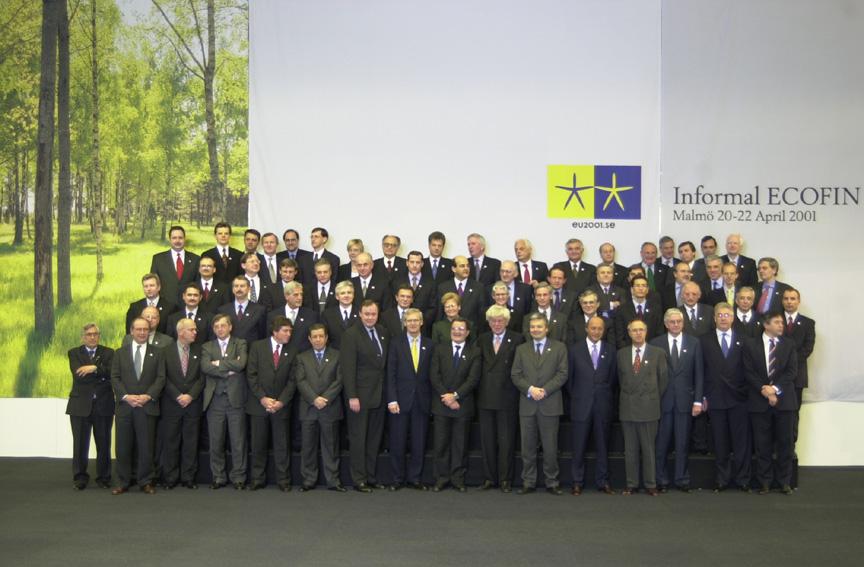 Informal Ecofin Council in Malmö