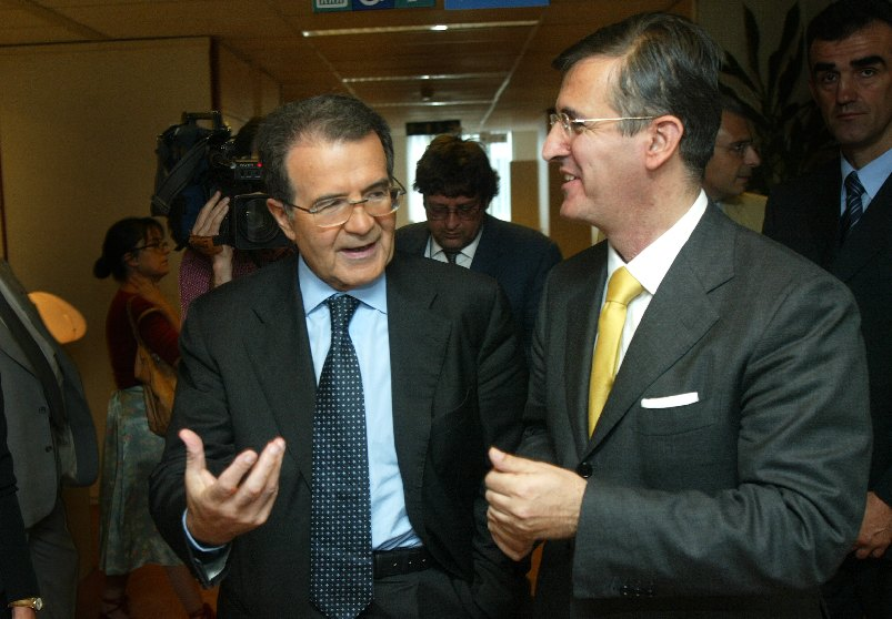 Visit of Svetozar Marovic, President of Serbia and Montenegro, to the EC