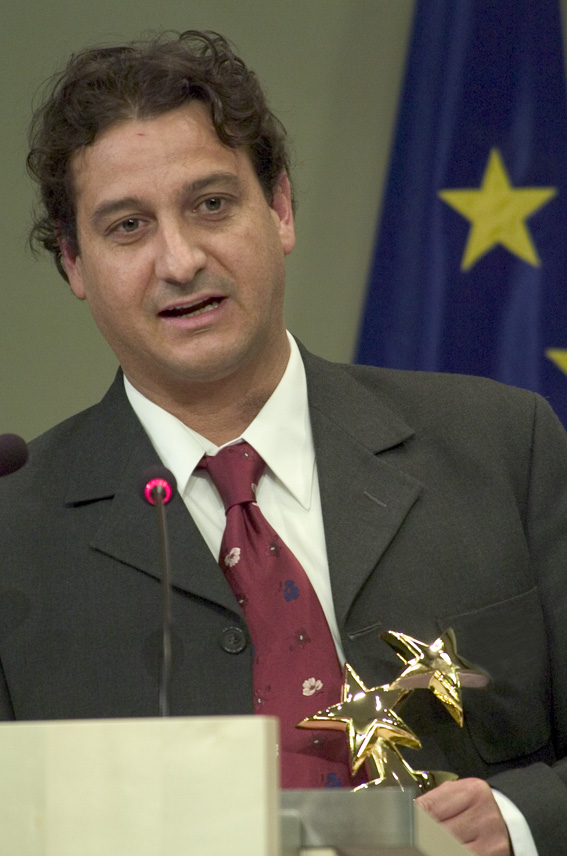 Award of the Lorenzo Natali 2005 Prize for Journalism