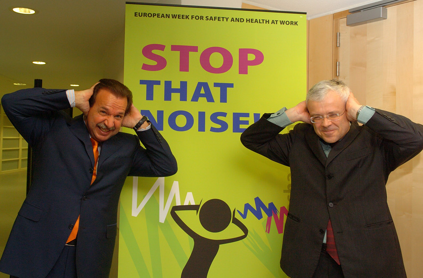 Launch of Stop that NoiseCampaign