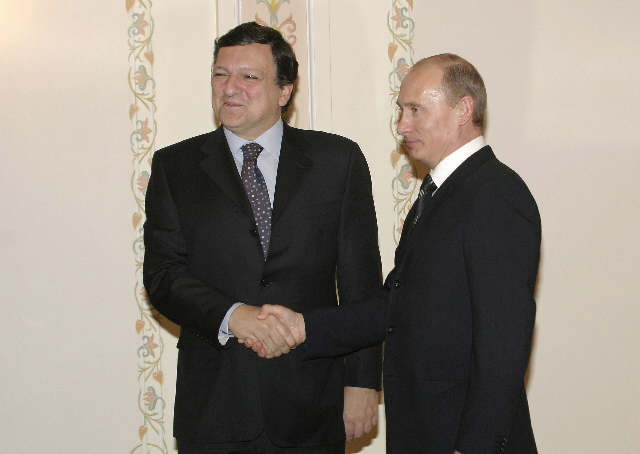 Visit by José Manuel Barroso, President of the EC, to Russia