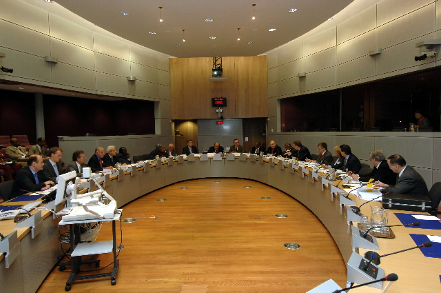 Brainstorming on the EU/Africa Business Forum