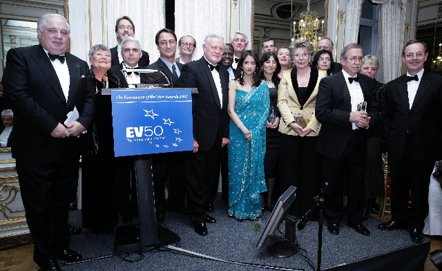 Europeans of the Year Awards