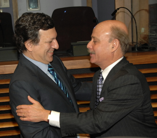 Visit by Jeremy Rifkin, President of the Foundation on Economic Trends and Advisor to the European Commission, to the EC