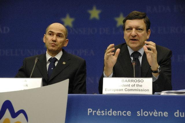Conseil européen de Bruxelles, 13-14/03/08