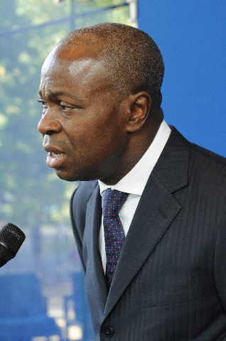 Visit by Gilbert Fossoun Houngbo, Togolese Prime Minister, to the EC