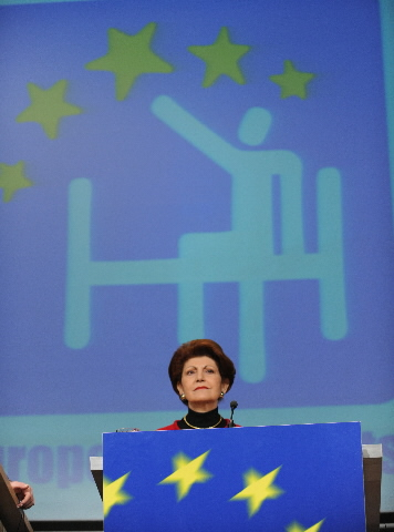 Press conference by Androulla Vassiliou, Member of the EC, on organ donation