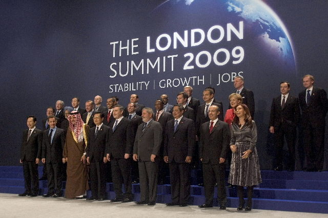 G20 Summit in London