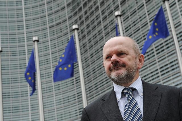 Paweł Samecki, Member of the EC