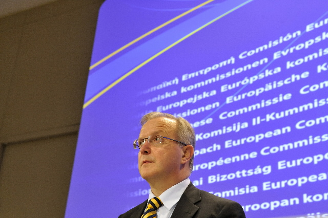 Press conference by Olli Rehn, Member of the EC, on the annual enlargement package