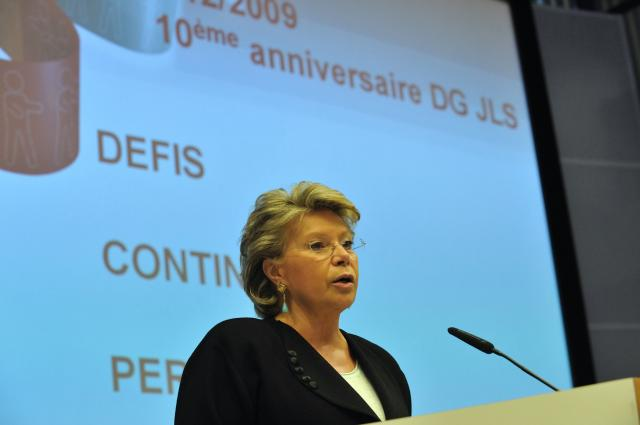 Conference celebrating the 10th anniversary of the DG