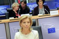 Hearing of Rumiana Jeleva, Member designate of the EC, at the EP