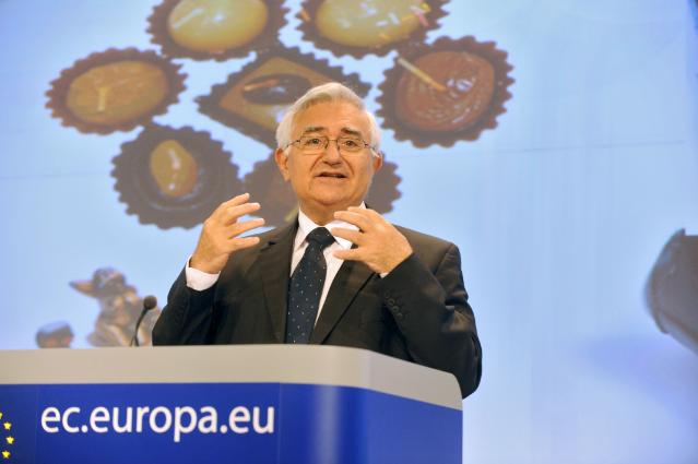 Press conference by John Dalli, Member of the EC, following the publication of the annual RAPEX Report 2009