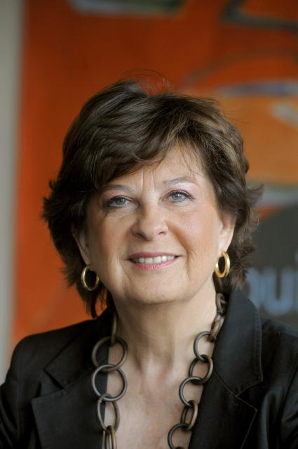 Portraits of Françoise Le Bail, Director-General at the EC