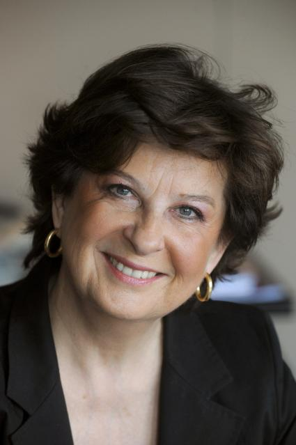 Portraits of Françoise Le Bail, Director General at the EC
