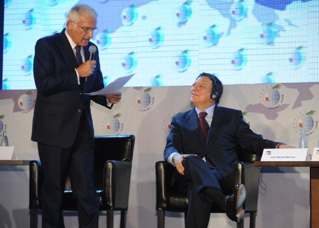 Participation of José Manuel Barroso, President of the EC, at the 20th Economic Forum
