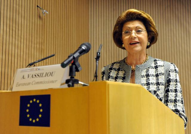 Discours d'Androulla Vassiliou, membre de la CE, à l'occasion de la Journée européenne des langues