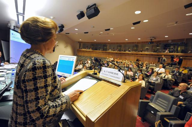 Speech by Androulla Vassiliou, Member of the EC, on the occasion of the European Day of Languages