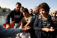 Visit of Maria Damanaki, Member of the EC, to Greece