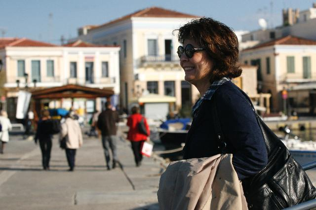 Visit of Maria Damanaki, Member of the EC, to Greece