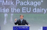 Press conference by Dacian Cioloş, Member of the EC, on the proposal on