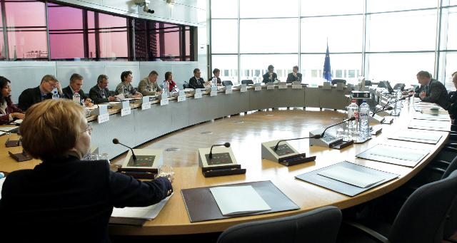 Participation of Siim Kallas, Vice-President of the EC, at the meeting of the group of high-level experts in charge of debating CO2 emissions with the IMO