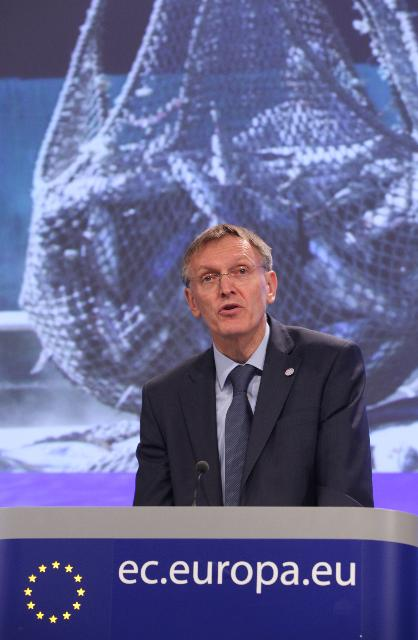 Press conference by Janez Potočnik, Member of the EC, on the new strategy to halt biodiversity loss over the next decade
