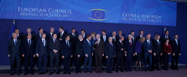 Brussels European Council and Eurozone Summit, 23/10/11
