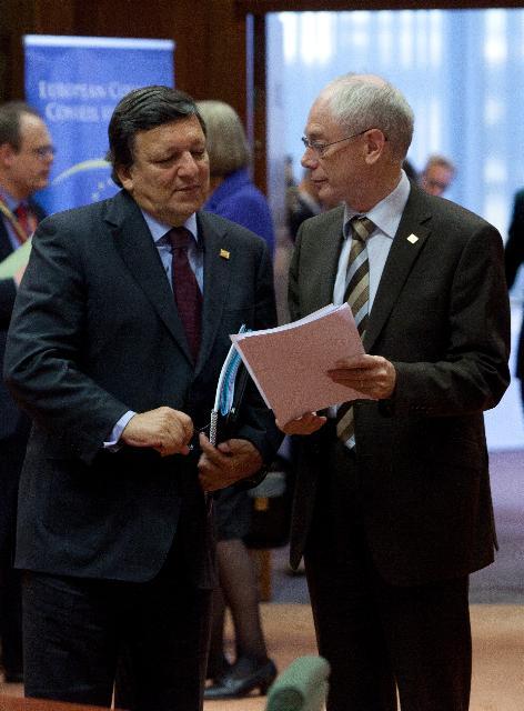 Conseil européen et sommet de l'Eurozone, 23/10/2011