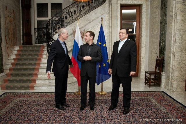 EU/Russia Summit, 15/12/2011