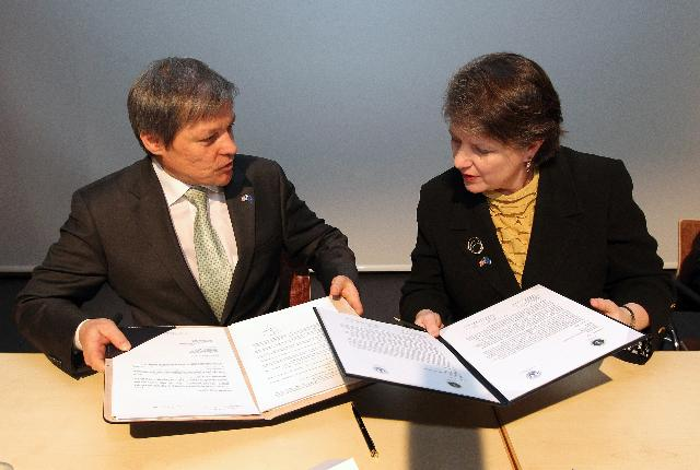 Signature of the EU/US agreement on organic products