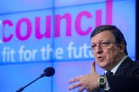 Participation of José Manuel Barroso, President of the EC, in the Europe 2020 Summit at the Lisbon Council