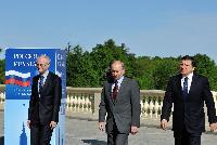 EU/Russia Summit, 04/06/2012