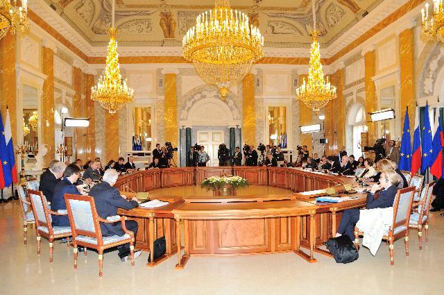 Sommet UE/Russie, 04/06/2012