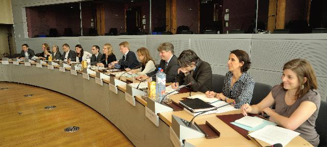 Participation of Maria Damanaki, Member of the EC, at a meeting on the EU/US cooperation to combat pirate fishing