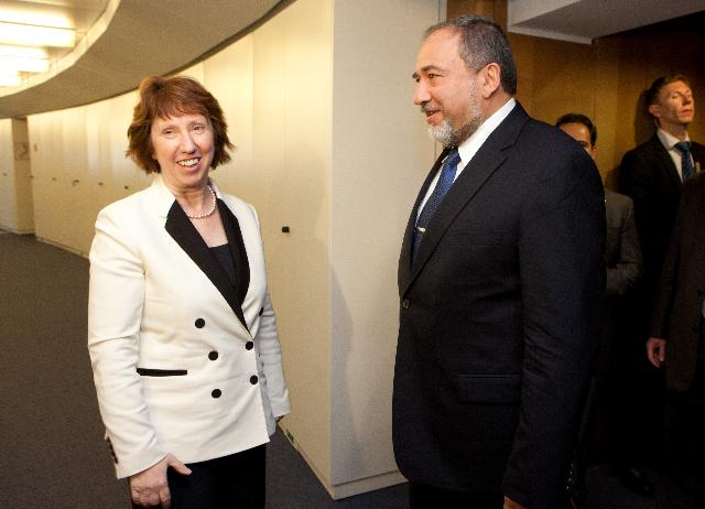 Visit of Avigdor Lieberman, Israeli Deputy Prime Minister and Minister for Foreign Affairs, to the EC