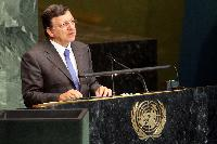 Visit of José Manuel Barroso, President of the EC, to the United States