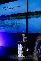Participation de Janez Potočnik, membre de la CE, à la cérémonie d'ouverture de la conférence Europarc 2012 et à la célébration du 20e anniversaire de Natura 2000