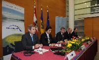 Visit of Johannes Hahn, Member of the EC, to Austria