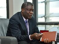 Visit of Denis Mukwege, Director of the Panzi Hospital in Bukavu, to the EC