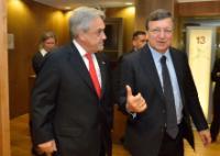 Visit of Sebastián Piñera Echenique, President of Chile, to the EC