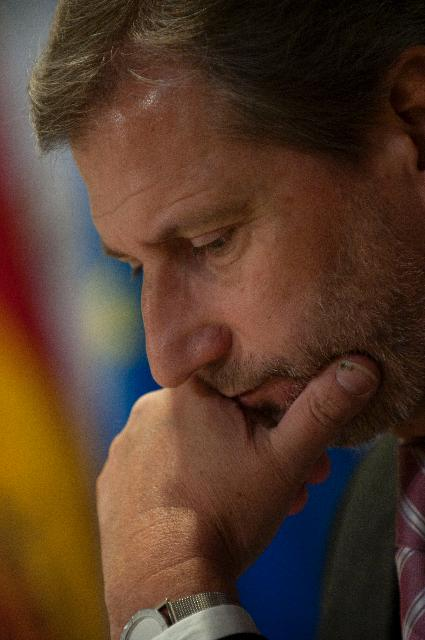 Visit of Johannes Hahn, Member of the EC, to Spain