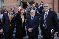 Visite de Connie Hedegaard, membre de la CE, en Espagne