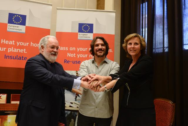 Visit of Connie Hedegaard, Member of the EC, to Spain
