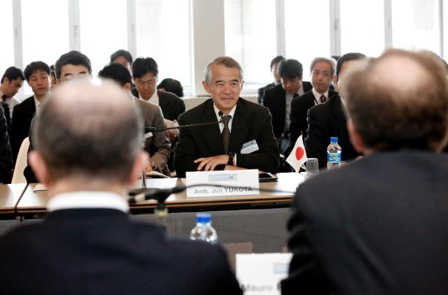 Launch of the first round of negotiations in view of the conclusion of a Free Trade Agreement between the EU and Japan