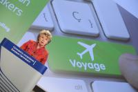 Press conference by Viviane Reding, Vice-President of the EC, on the modernisation of travel rules for consumers and businesses