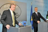 Visit of Štefan Füle, Member of the EC, to Kosovo