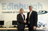 Visit of Johannes Hahn, Member of the EC, to Scotland