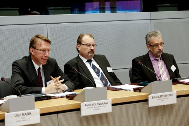 Second High Level group meeting of the EIP on 'Smart Cities and Communities'